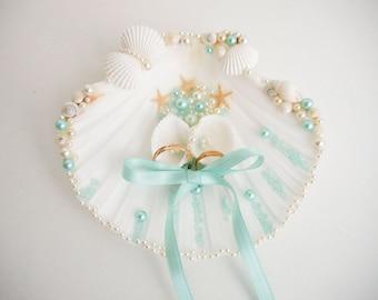 Starfish ring holder Etsy