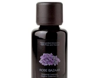Bulgarian Lavender Organic Oil 1 oz/ 30 ml
