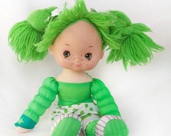 """FLASH SALE! 10"""" Rainbow Brite Patty O'Green 1983 Vintage Doll"""