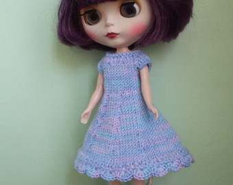 Blythe semi-fitted dress
