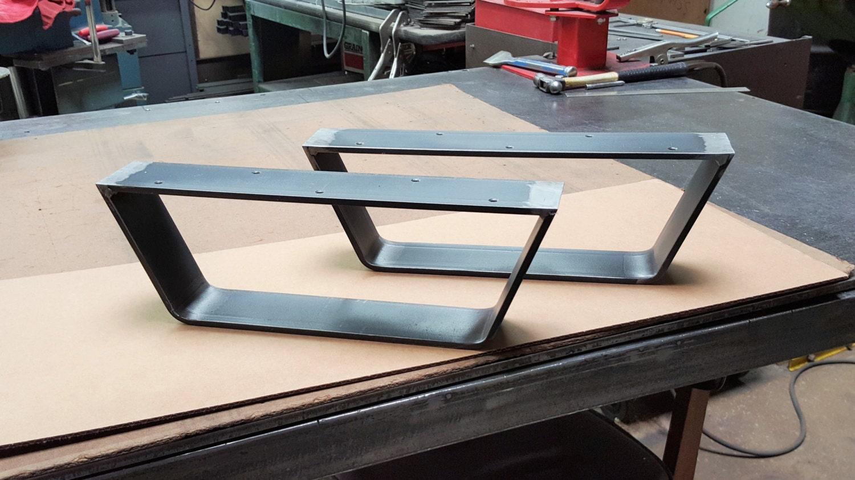 Coffee Table Metal Legs Model FCB05 Industrial Legs