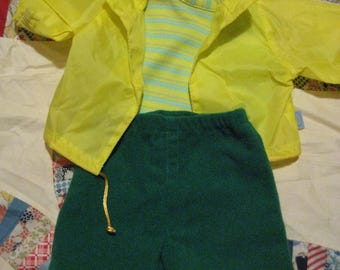 Cabbage Patch Kid Clothing/Outfit Short Set