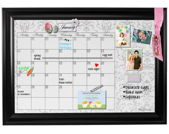 Giant Wall Calendar, Erasable Wall Calendar
