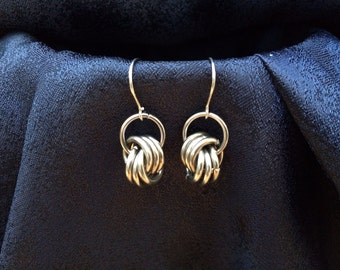 Earrings - Love Knots