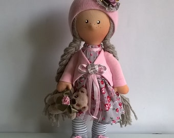 Nellie doll 28 cm