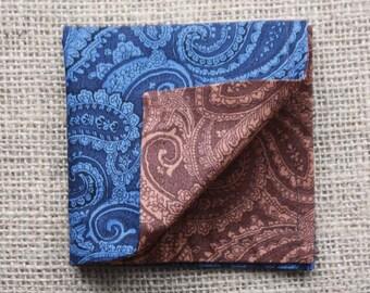 Pocket square, mens pocket square, pocket squares, cotton pocket square, handkerchief, mens handkerchief, hankie, mens hanky,  mens hanky