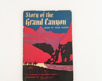 Story of the Grand Canyon (1950)