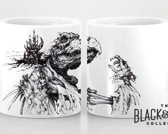 Crystal- Printed Mug