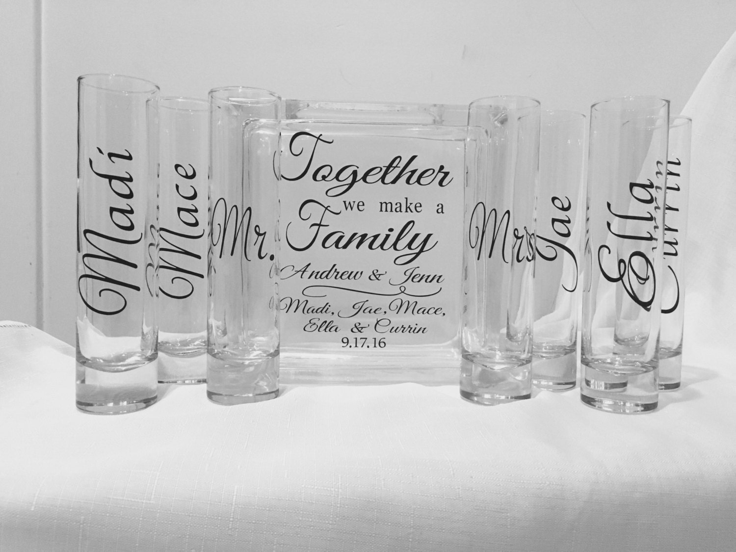 Family blended unity sand ceremony glass containers glass zoom reviewsmspy