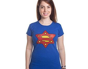 SuperJew Cool Women T-Shirt