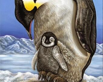 Penguin- Print