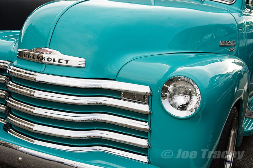 Classic Chevy Late 40\'s early 50\'s pickup truck