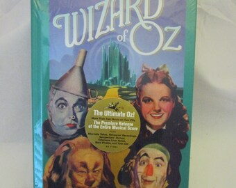The Wizard of Oz CD Set Deluxe Edition
