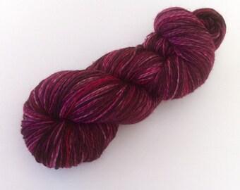Sassenach - hand dyed yarn 3.5 oz 460 yds