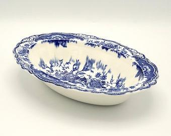 Vintage serving bowl, vintage tableware, vintage dining, vintage chinaware, fruit bowl, retro fruit bowl, vintage ceramics