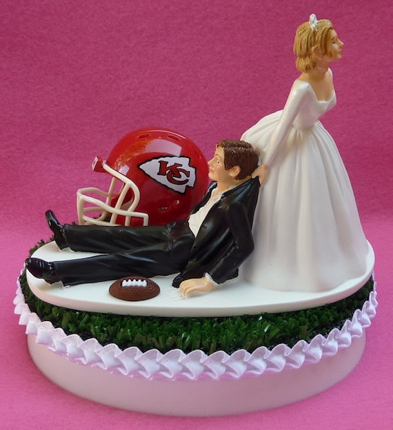 wedding cake bakeries kc wedding cake topper kansas city chiefs kc football themed 21871