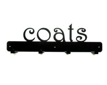 Coats Coat Rack