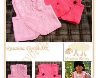 Rosanna Child's Vest Top