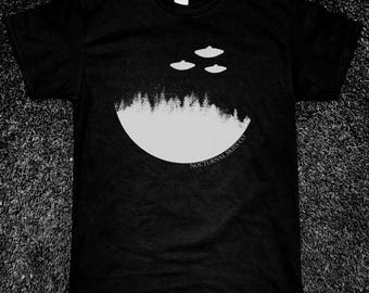 Nocturnal Skies UFO t-shirt