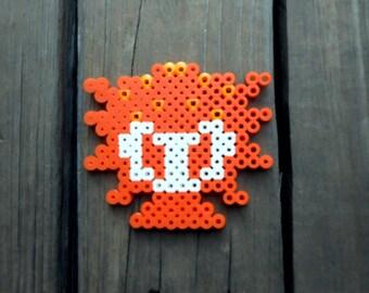 Octorok 8 Bit Perler