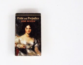 Pride and Prejudice by Jane Austen (1981, Bantam Books) Vintage Paperback