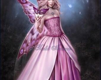 Titania Fairy Queen Kunstdruck/Poster