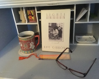 Book and Bookmark Set Sights Unseen