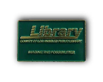 Los Angeles Library Card