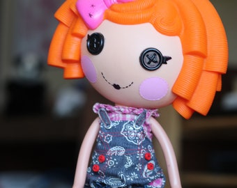 Haunted April - 2009 Sunny-side up Haunted Twin Lalaloopsy Doll