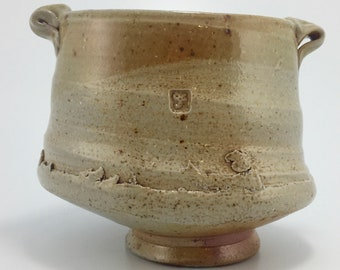 Woodfired Stoneware Vase