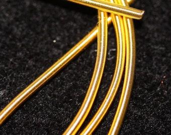 Benton & Johnson Goldwork-Rough Purl-Gilt metal embroidery thread-choose size