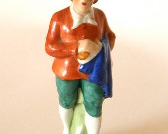 German Porcelain Sam Weller of Charles Dickens