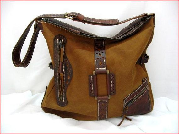 Leather Shoulder Bag, Etno Handmade Bag,Genuine leather Shoulder Bag, Office bag, Laptop Leather bag, Gift idea