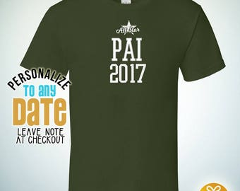 All Star Pai Since (Any Year), Pai Gift, Pai Birthday, Pai tshirt, Pai Gift Idea, Baby Shower, Pregnancy