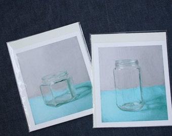 Fraternal Twins - Giclée Print of original Acrylic Painting by Spring Hofeldt