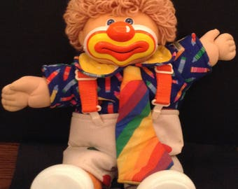Cabbage Patch Kids Clown Doll