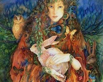 Ostara Sabbat 25 Herb Set:Spring Equinox