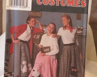 Simplicity 7214 - Costumes
