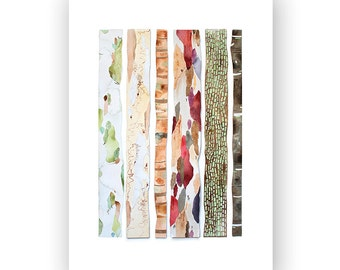 Tree Bark - archival art print