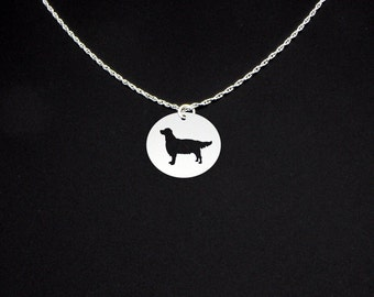 Nova Scotia Duck Tolling Retriever Necklace - Nova Scotia Duck Tolling Retriever Jewelry - Nova Scotia Duck Tolling Retriever Gift