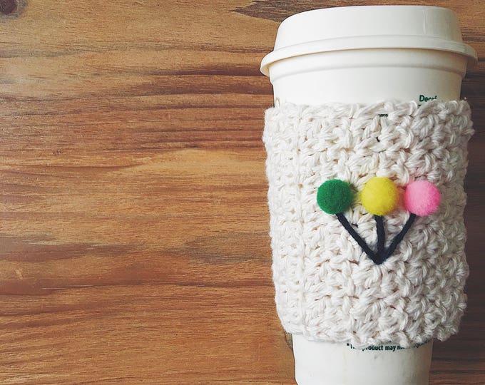 BALLOON coffee cozy