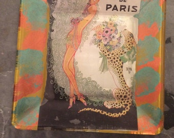 Josephine Baker Casino de Paris Small Glass Collector Plate - Signed, Numbered