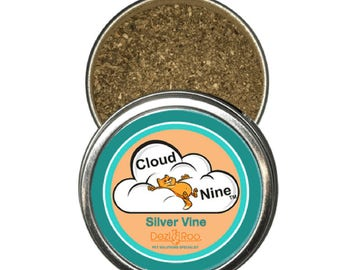 Cloud Nine - USA made silver vine is more potent than catnip