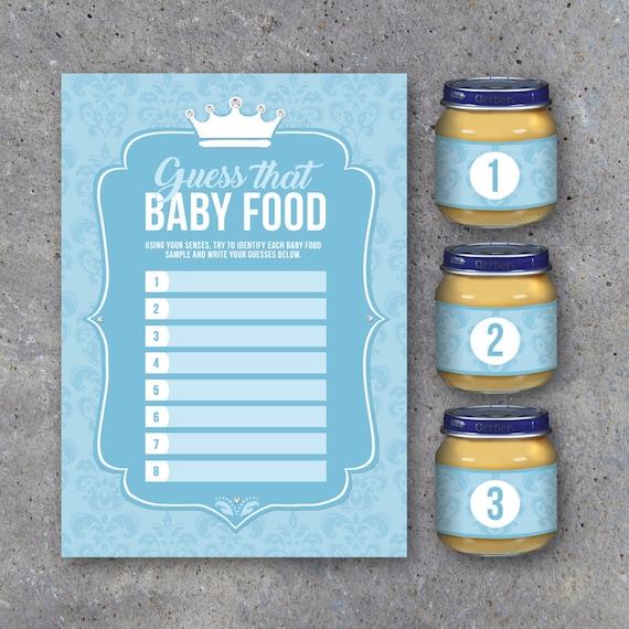baby food jar label template