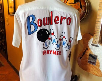 Strike! Bowlero Bowling Shirt