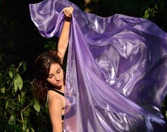 Gorgeous Metallic Veil to Dance