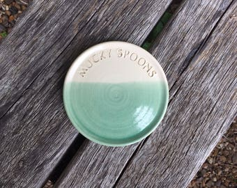 Mucky Spoons Tray