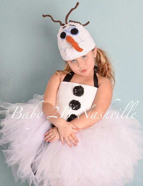 sc 1 st  Etsy & Frozen Snowman Costume Toddler Snowman Tutu Costume Baby