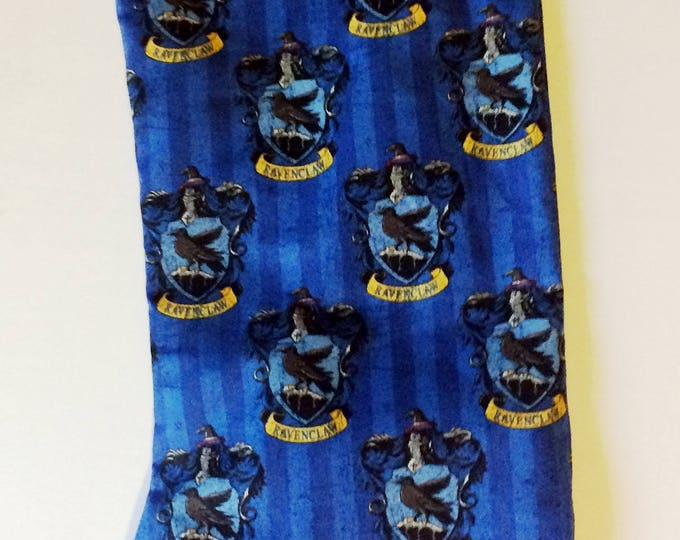 Ravenclaw Christmas Stocking, Harry Potter Christmas Stocking,