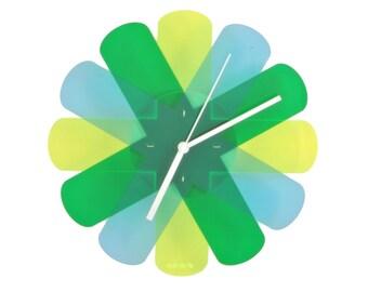 Living Room Wall Art, New Home Gift, Wall Clocks, Asterisk Wall Clock, Wall Decor Clock, Art Wall Clock, Modern Wall Clock, Kitchen Clock